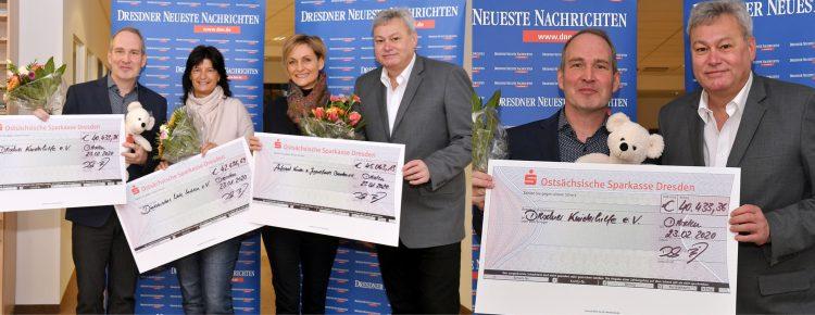 DNN-Leser spenden über 40.000 Euro